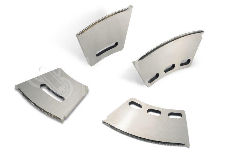Секторные и высечные ножи